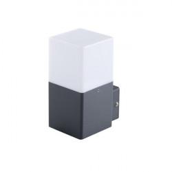 Corp iluminat Kanlux VADRA 29010 LED - Corp iluminat rezidential VADRA 16L-UP E27, 11W, Anthracite