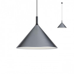 Corp iluminat Redo 01-1610 Jaap - Lustra, max 1x42W, E27, IP20, negru