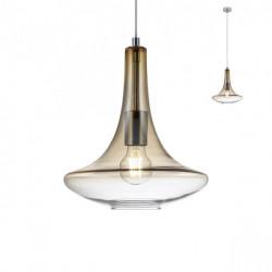 Corp iluminat Redo 01-1622 Decanter - Lustra, max 1x42W, E27, IP20, sticla champagne