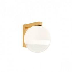 Corp iluminat Redo 01-2302 Berry - Aplica perete, max 1x42W, E27, IP20, D=180mm, auriu
