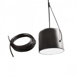 Corp iluminat Redo PC10 BK Dodo - Lustra, E27, mx 1x15W, IP20, negru