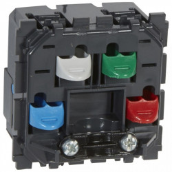 Iesire cablu Legrand 67183 Celiane - Iesire cablu cu borne de racordare