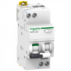 Intrerupator automat Schneider A9D51616 - IDPNA VIGI 16A B 30MA AC