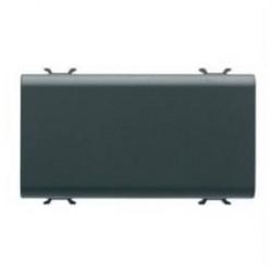Intrerupator Gewiss GW12111 Chorus - Intrerupator cap cruce 3M 1P 16AX NEGRU