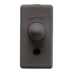 Intrerupator Gewiss GW21803 System - Intrerupator cu variator 100-900W 1M Negru