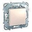 Intrerupator Schneider SDN0100123 Sedna - INTRERUPATOR 10 AX - 250 V SIMPLU, CREM