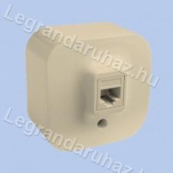 Priza date Legrand 782454 Forix - Priza RJ45, UTP, cat.5e, UTP, ivoar