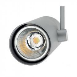 Proiector Arelux XMuse MU01WW S - Proiector cu led 7.5W 50grd. 3000K IP20 S (5f), argintiu