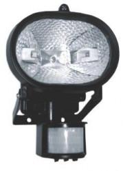Proiector HID Dablerom 00-518 - PROIECTOR OVAL 500W CU SENZOR 180 ALB 230V