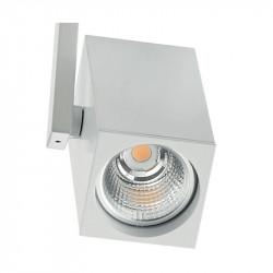 Proiector LED Arelux XBrick BK01NW MWH - Mini proiector cu LED 13W 50A° 4000k WW MWH (5f), alb