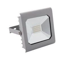 Proiector LED Kanlux 25589 ANTRA - Proiector led, 20W, 4000k, IP65, argintiu