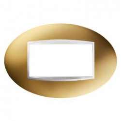 Rama Gewiss GW16304MO Chorus - Rama Art, 4M, oriz, metal, auriu