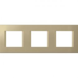 Rama Tem OL26SG-U Modul - Rama Line 3x2m auriu metalic