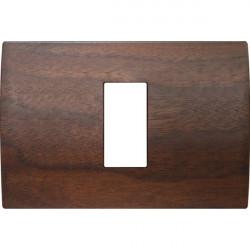 Rama Tem OP13WW-U Modul - Rama din lemn decorativa Pure 1/3m nuc