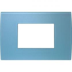 Rama Tem OP30GB-U Modul - Rama din sticla decorativa Pure 3m albastru gheata