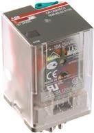 Releu ABB 1SVR405621R9100 - CR-U220DC2L Interfata releu 2c/o, A1-A2=220V, DC, 250V/10A, LED