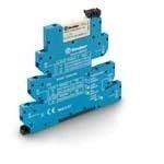 Releu Finder 394100245060 - Releu comutatie 24V, AC/DC, 1C, 6A