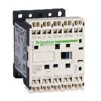 Releu Schneider CA4KN313BW3 - Releu tip contactor 24V, DC, 10A
