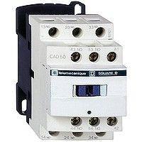 Releu Schneider CAD50FD - Releu tip contactor 110V, DC, 10A