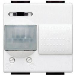 Senzor miscare Bticino N4432 Living Light - Senzor de miscare, 2A, 2M, alb