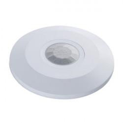 Senzor miscare Kanlux ZONA FLAT 23452 - Senzor PIR aplicat, IP20, 360 grade, alb