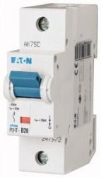 Siguranta automata Eaton 247973 - DISJUNCTOR PLHT-B25-PLHT-B25 1P, 25A, 25kA, B