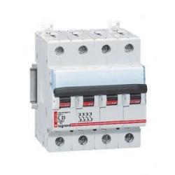 Siguranta automata Legrand 604851 - DISJUNCTOR TET.C20 6000A S/P.REPERE 4P, 20A, 6kA, C