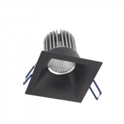 Spot Arelux XKone KN02 BK - Corp iluminat fara bec FIX GU10 IP20 BK, negru
