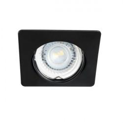 Spot Kanlux 26750 NESTA - Inel spot directional incastrat LED GU10, max 35W, IP 20, negru