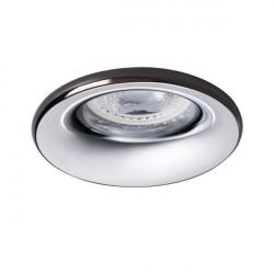 Spot Kanlux 27803 Elnis - Spot incastrat LED GU10, max 35W, anthracite/crom