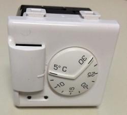 Termostat Bticino AM5711 Matix - Termostat electronic, 2 module