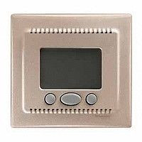 Termostat Schneider SDN6000268 Sedna - Cronotermostat cu functie confort 16 A - 230 V, titan
