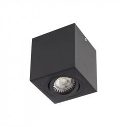 Aplica Arelux XBrick BX01 BK - Aplica orientabila fara bec 1x50W GU10 IP20 BK, negru