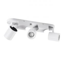 Aplica Kanlux 29124 Laurin - Plafoniera LAURIN EL-3I White GU10 3x35W