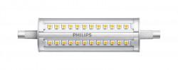 Bec cu led Philips 8718696578797 - CorePro R7S 118mm 14-100W 830 D