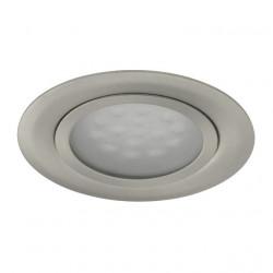 Cirp iluminat Kanlux 4265 GAVI LED - Spot led, 1,2W, 3000k, 12V, IP20 argintiu