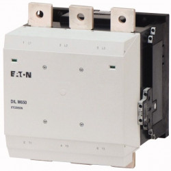 Contactor Eaton 267214 - Contactor putere DILM1000/22(RA250)-Contactor 560 kW, regim AC-3