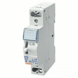 Contactor Gewiss GWD6707 - Contactor putere CTR - 20A 1NO+1NC 230V - 1 MODULE