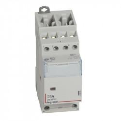 Contactor Legrand 412533 - Contactor putere CX3 CT 230V 2O+2F 25A
