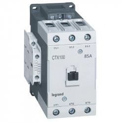 Contactor Legrand 416212 - Contactor putere CTX 3P 85A 2NO2NC 48V AC