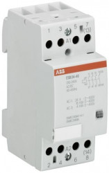 Contactor modular ABB GHE3291202R0001 - ESB24-04-24AC/DC INST.-CONTACTOR 4NC
