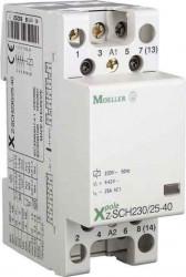 Contactor modular Eaton 248847 - Z-SCH230/25-40-Contactor modular 25A, 4ND, cda 230V