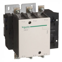 Contactor Schnedier CR1F265M7 - Contactor putere 3P(3 NO) - 265 A - bobina 220 - 230 V AC/DC