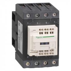Contactor Schnedier LC1DT60A3K7 - Contactor putere TeSys D contactor - 4P(4 NO) - AC-1 - <= 440 V 60 A - 100 V AC 50/60 Hz coil