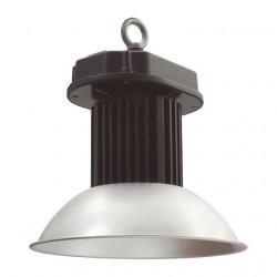 Corp iluminat Kanlux 18891 EURO LED - Corp de iluminat aparent/suspendat cu led MCOB-85, 85W, 4000k-4500k, 5500lm, IP65, negru/argintiu