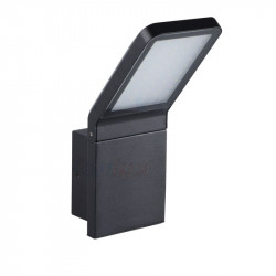 Corp iluminat Kanlux 23550 SEVIA LED 26 - Aplica gradina SMD, 9W, 4000k, 600lm, IP54, h=260cm, negru