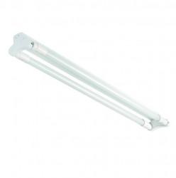 Corp iluminat Kanlux 26365 ALDO - Corp liniar tub led, IP20, max 2x58W, T8 led, G13, 1535mm, alb