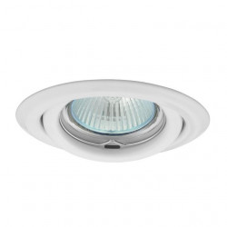 Corp iluminat Kanlux 307 ARGUS CT-2115 - Spot incastrat directional, Gx5,3, max 50W, 12V, IP20, alb