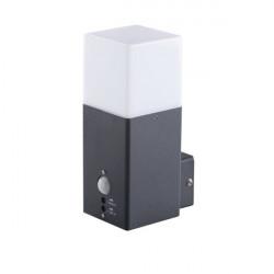 Corp iluminat Kanlux VADRA 29011 LED - Corp iluminat rezidential VADRA 21L-UP SE E27, 11W, Anthracite, IR sensor