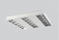 Corp Iluminat LED Opple 140043959 - Corp LED incastrat Performer 3100lm, 40W, 90gr, 3000K, 30Khrs